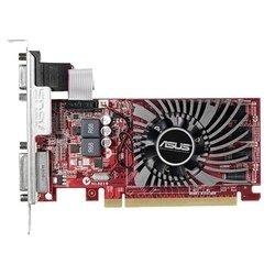 ASUS Radeon R7 240 1920x1200 770Mhz PCI-E 3.0 4096Mb 900Mhz 128 bit DVI HDMI HDCP (R7240-OC-4GD3-L)