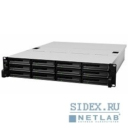 �������� ������� synology rx1214rp expansion unit (rack 2u) rs2414+, 2414rp+,  rs2212+, 2212rp+, 3412xs, rs3412rpxs,  rs3614xs+, rs3413xs+,  up to 12hot plug hdds sata(3, 5