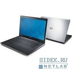 "ноутбук dell inspiron 5748 (5748-8823) 17.3"" hd+ 3558u, 4gb, 500gb, dvdrw, wifi, bt, linux"