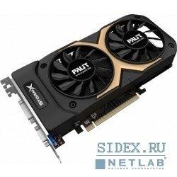 Видеокарта Palit GeForce GTX750TI STORMX DUAL 2Gb,  128 bit,  GDDR5,  CRT,  DVI,  mHDMI (RTL)
