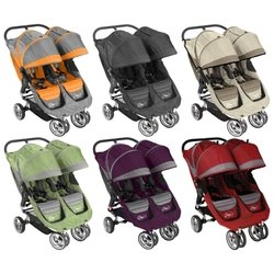 ���� baby jogger city mini double (2 � 1)