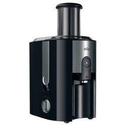 Соковыжималка Braun J500 (черный)