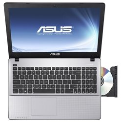 "asus x550ln (core i5 4200u 1600 mhz/15.6""/1366x768/4.0gb/750gb/dvd-rw/nvidia geforce 840m/wi-fi/bluetooth/win 8 64)"