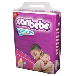 Canbebe подгузники 1 (2-5 кг) 60 шт.