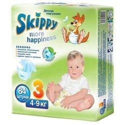 Skippy подгузники 3 (4-9 кг) 84 шт.