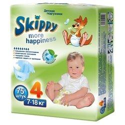 Skippy подгузники 4 (7-18 кг) 75 шт.