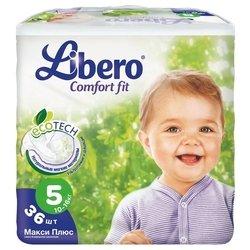 Отзывы о Детские подгузники Libero Baby Soft - Otzovik com