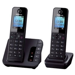 Panasonic KX-TGH222RUB (черный)