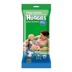 Huggies Ultra Comfort 4+ (10-16 ��) 3 ��.