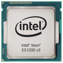 Intel Xeon E3-1276V3 Haswell (3600MHz, LGA1150, L3 8192Kb) OEM