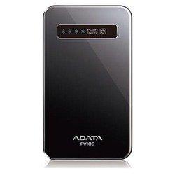 Внешний аккумулятор ADATA PV100 Power Bank Ultra (APV100-4200M-5V-CBK) (черный)