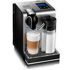 Delonghi Nespresso EN 750 MB (серебристый-черный)