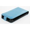 Кожаный чехол-флип для Apple iPhone 3G, 3GS (CD019398) (синий) - Чехол для телефонаЧехлы для мобильных телефонов<br>Плотно облегает корпус и гарантирует надежную защиту от царапин и потертостей.<br>