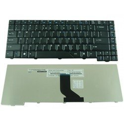 Клавиатура для ноутбука Acer Aspire 4520, 4710, 4720, 4920, 5220, 5310, 5520, 5710, 5720, 5910, 5920, 5930, 6920 (CD017516) (чёрная)