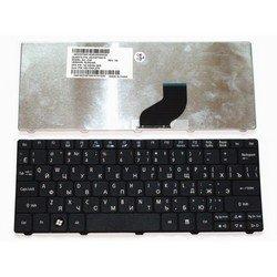 Клавиатура для ноутбука Acer Aspire One 532, 532H, AOD532H, PAV70, NAV70, ZH9, PAV01 (SM001284) (чёрная)
