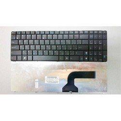 Клавиатура для ноутбука Asus K52, N61, UL50, G60 (CD121184) (чёрная)