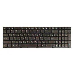 Клавиатура для ноутбука Asus K55, A55 (SM001411) (черная)
