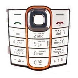 Клавиатура для Nokia 2600 Classic (CD001480) (серый)