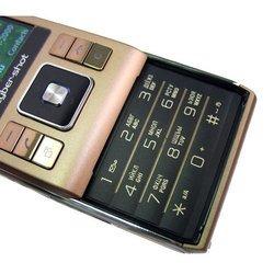 Клавиатура для Sony Ericsson C905 (CD003939) (черный)