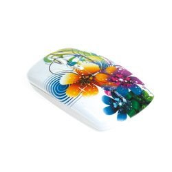 Мышь беспроводная Smartbuy 327AG Flowers Full-Color Print (SBM-327AG-FL-FC)