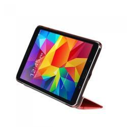 """Чехол-подставка для планшета Samsung Galaxy Tab 4 8"""" (IT BAGGAGE ITSSGT4801-3) (персиковый с тонированной задней стенкой)"""