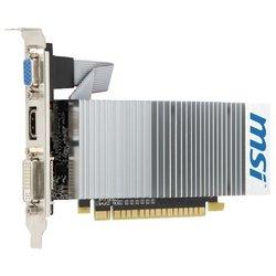 MSI GeForce 210 589Mhz PCI-E 2.0 1024Mb 1000Mhz 64 bit 1920x1080 DVI HDMI HDCP TurboCache