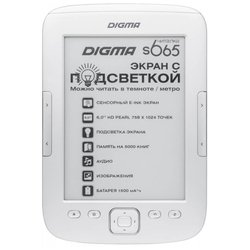 Digma S665 (серебристый) :::