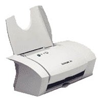 lexmark color jetprinter z11
