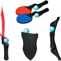 Набор аксессуаров для PlayStation Move (DreamGear DGPS3-3817) (5 в 1)