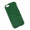 Наклейка для Apple iPhone 5, 5S, SE (HOCO Slimfit R0003209) (зеленый) - Чехол для телефонаЧехлы для мобильных телефонов<br>Плотно облегает корпус и гарантирует надежную защиту от царапин и потертостей.<br>