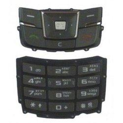 Клавиатура для Samsung D880 (CD003476) (черный)