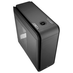 AeroCool Dead Silence 200 Black Window Edition