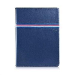 Чехол-книжка для Samsung Galaxy Tab 4 7.0 (Gissar Essential 74852) (синий)