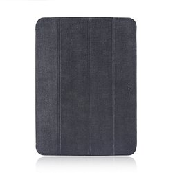 Чехол-книжка для Samsung Galaxy Tab 4 10.1 (Gissar Metallic 02312) (черный)
