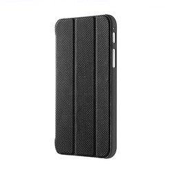 Чехол-книжка для Samsung Galaxy Tab 3 7.0 Lite SM-T110 (Tutti Frutti Smart Rubber TF301601) (черный)
