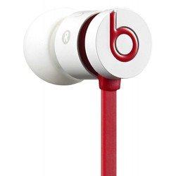 Apple Beats urBeats (бело-красный)