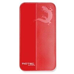 Универсальный автомобильный держатель Inotec Nano-Pad (красный)