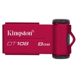 Kingston DT108 8GB (DT108-8GB)