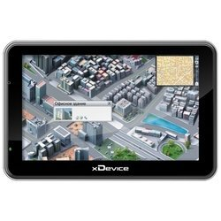 xdevice micromap-monza hd 5-a5-g-4gb-fm