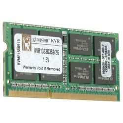 Kingston DDR3 2GB (KVR1333D3S9/2G)