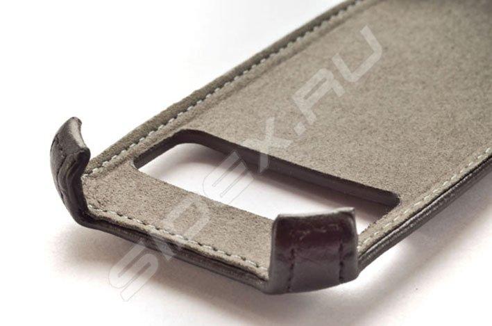 кожаный чехол для nokia c7 в спб