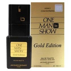 jacques bogart one men show gold edition 100 мл туалетная вода  жак богарт (муж)