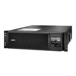 ИБП APC Smart-UPS RT 5000VA 4500W (SRT5KRMXLI) (черный)