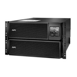 ИБП APC Smart-UPS RT 8000VA 8000W (SRT8KRMXLI) (черный)