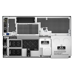 ибп apc smart-ups rt 10000va 1000w (srt10krmxli) (черный)