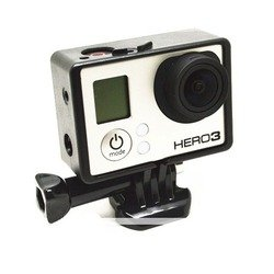 рамка для камер gopro hero 3/3+ lumiix gp71 (черный)