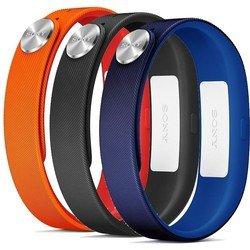 Комплект из трех ремешков для браслета Sony SmartBand SWR10 (Sony SWR110 CLASSIC S)