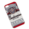Чехол-накладка для Apple iPhone 4, 4S (R0004931) (Budweiser) - Чехол для телефонаЧехлы для мобильных телефонов<br>Плотно облегает корпус и гарантирует надежную защиту от царапин и потертостей.<br>
