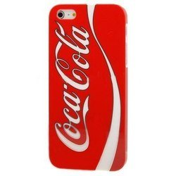 �����-�������� ��� apple iphone 4, 4s (r0004207) (coca-cola)