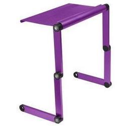 "Стол подставка для ноутбука до 17"" (ASX A6) (сиреневый)"